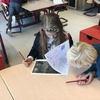 Leren werken met een plattegrond